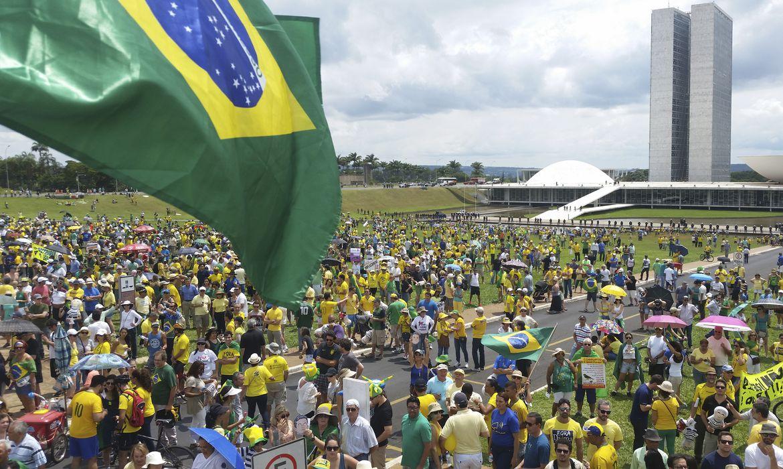 Caravana do Movimento Brasil Verde e Amarelo parte hoje para Brasília