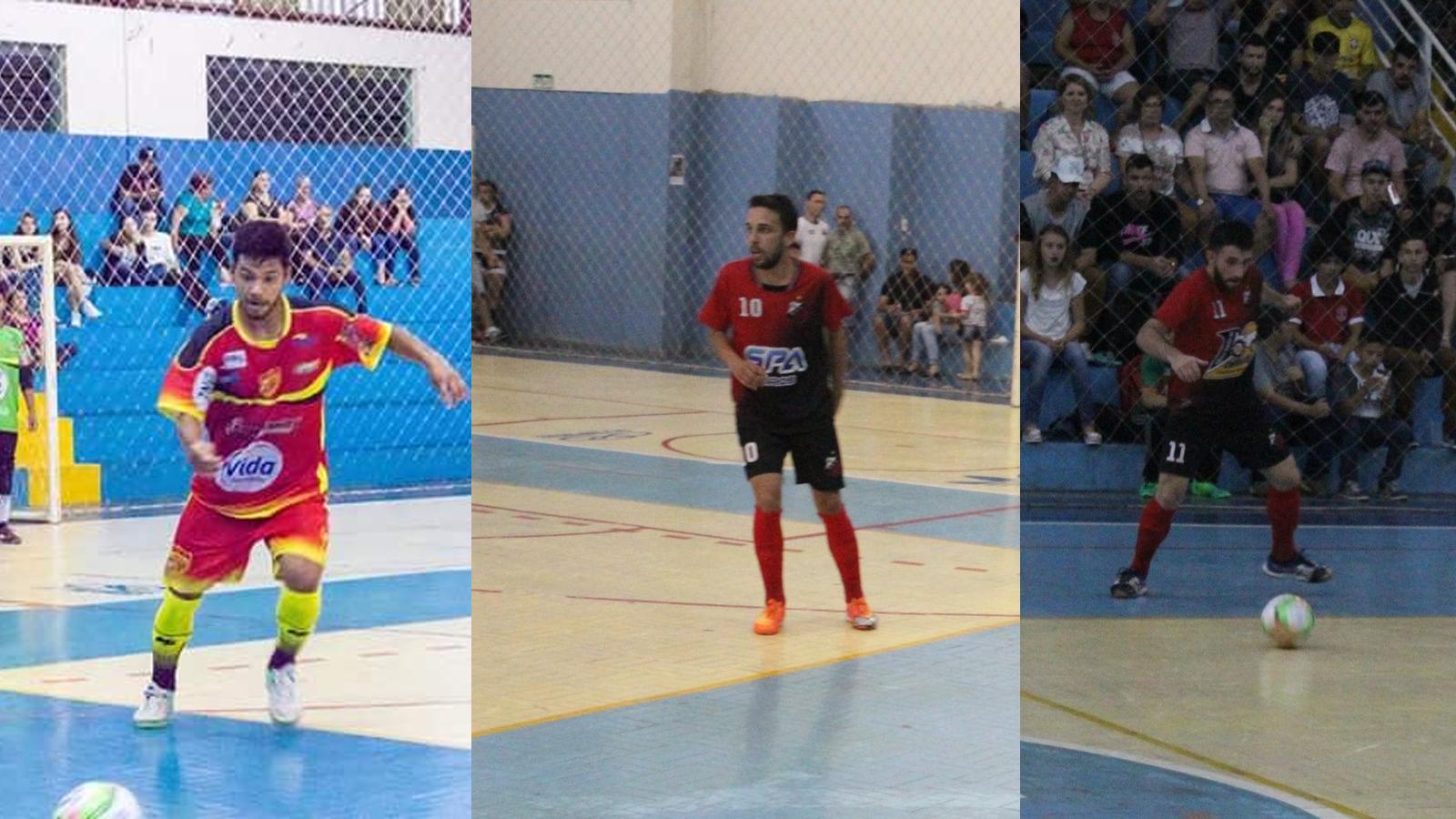 Jogadores de Não-Me-Toque acertam com a Fundescar de Carazinho para disputar o Gauchão Série C de Futsal