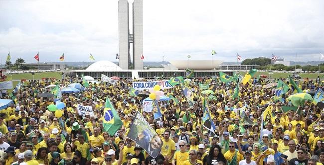 Região estará presente em movimento pró-Brasil em Brasília neste sábado