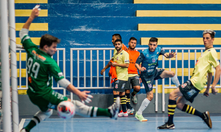 Futsal: Sase e Guarany vencem na primeira rodada da Taça Farroupilha Planalto