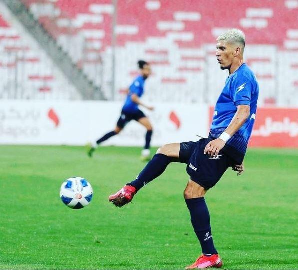 Não-Me-Toquense Marcio Jonatan retorna à cidade natal, fala sobre o futebol no Bahrein e lembranças