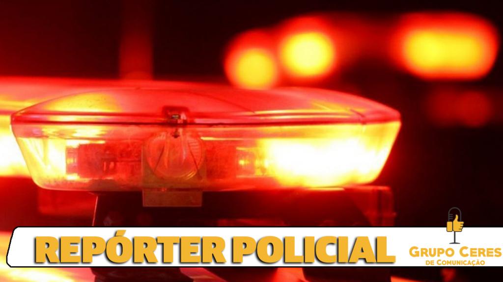 PRF reporta acidente grave em Tio Hugo