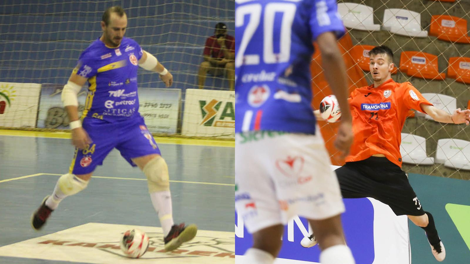 Não-Me-Toquenses se destacam na primeira rodada do Gauchão de Futsal