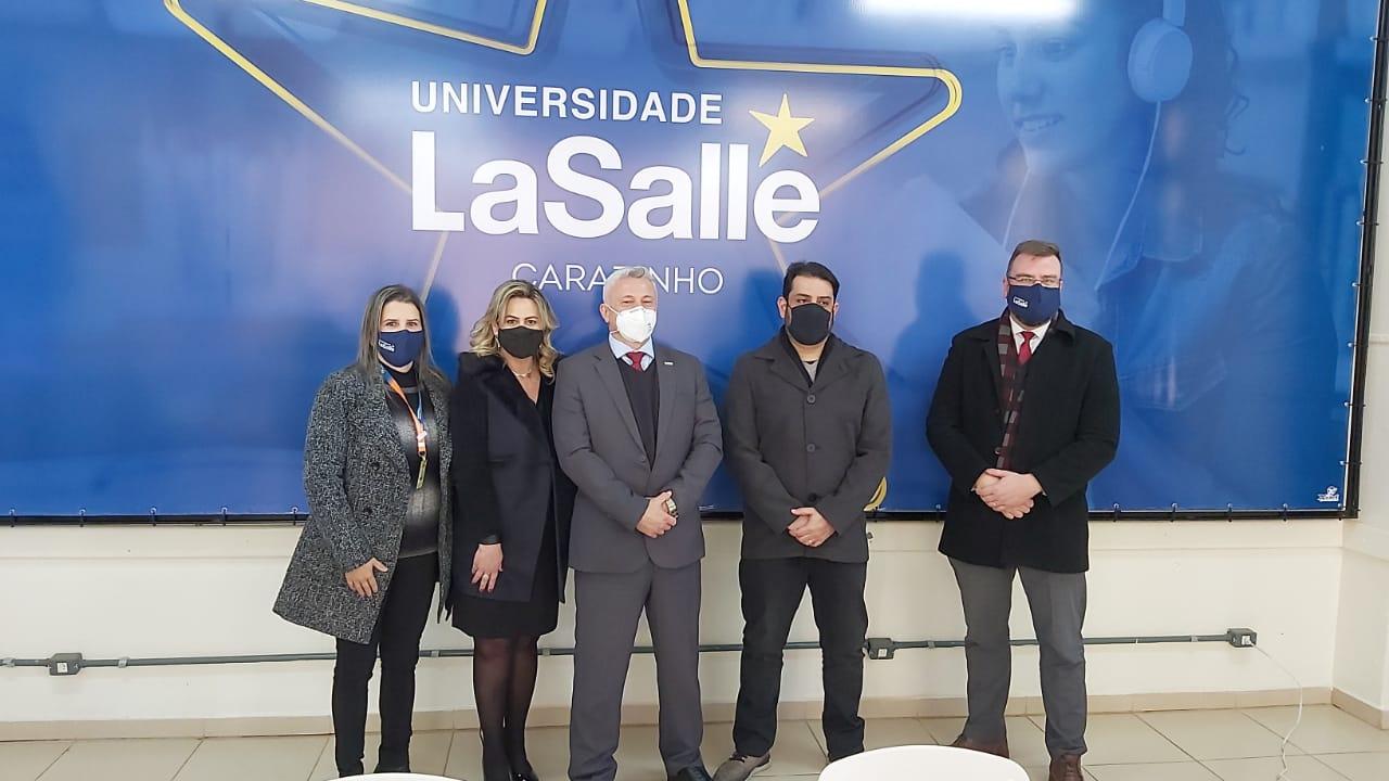 Universidade La Salle inaugura novo polo em Carazinho