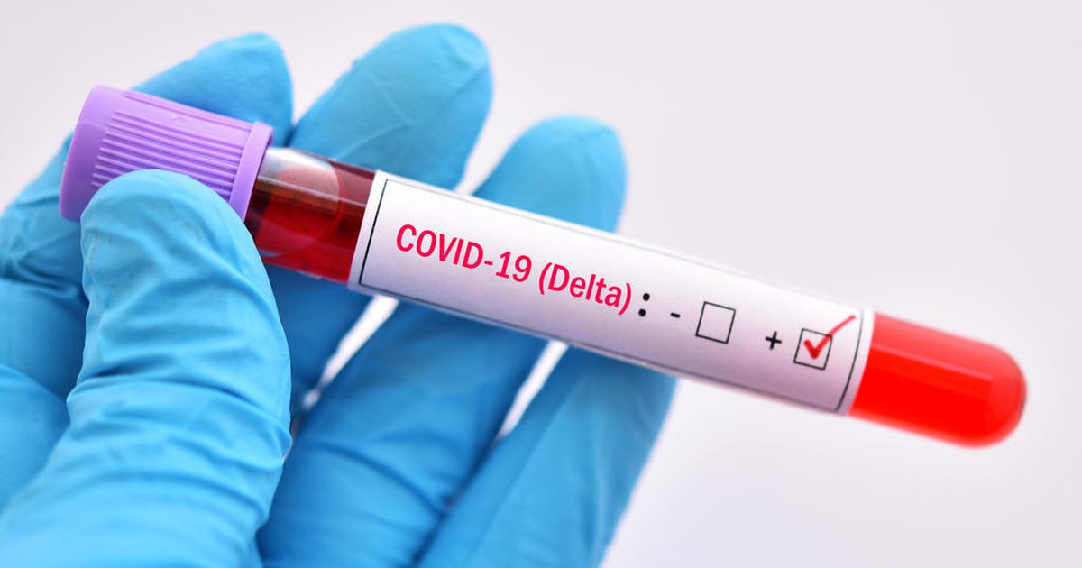 Brasil registra pelo menos 97 casos de variante Delta da Covid-19