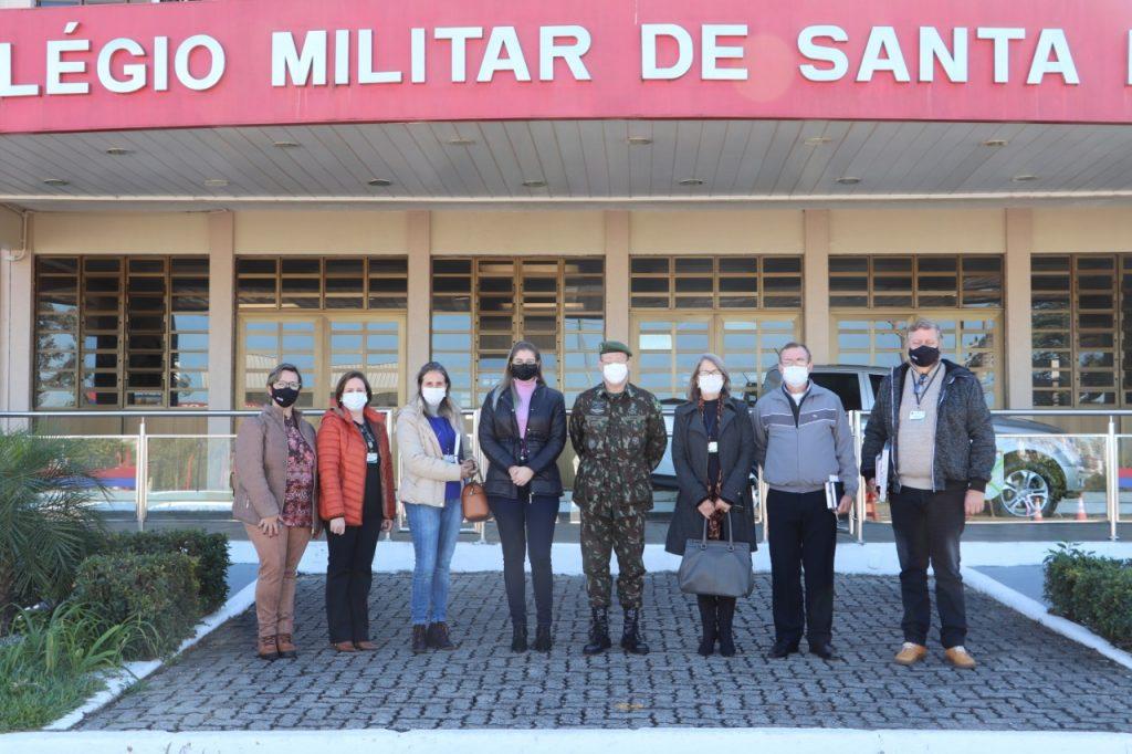 Implantação de Escola Cívico Militar em Não-Me-Toque tem mais de 80% de aprovação da comunidade