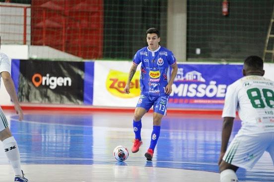 Não-Me-Toquense Micuim acerta com clube da Liga Nacional de Futsal