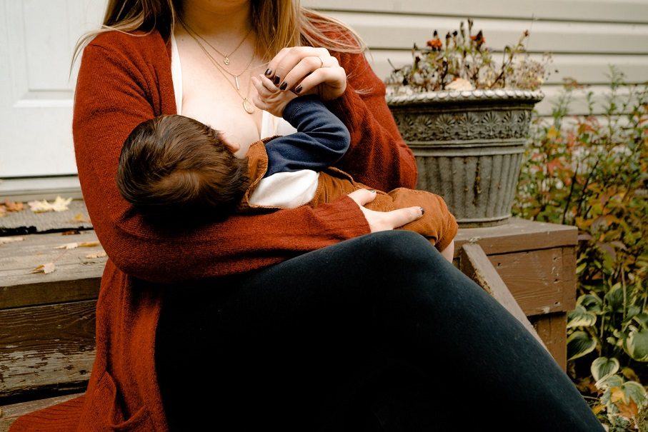 Agosto Dourado: mês marca o incentivo ao aleitamento materno