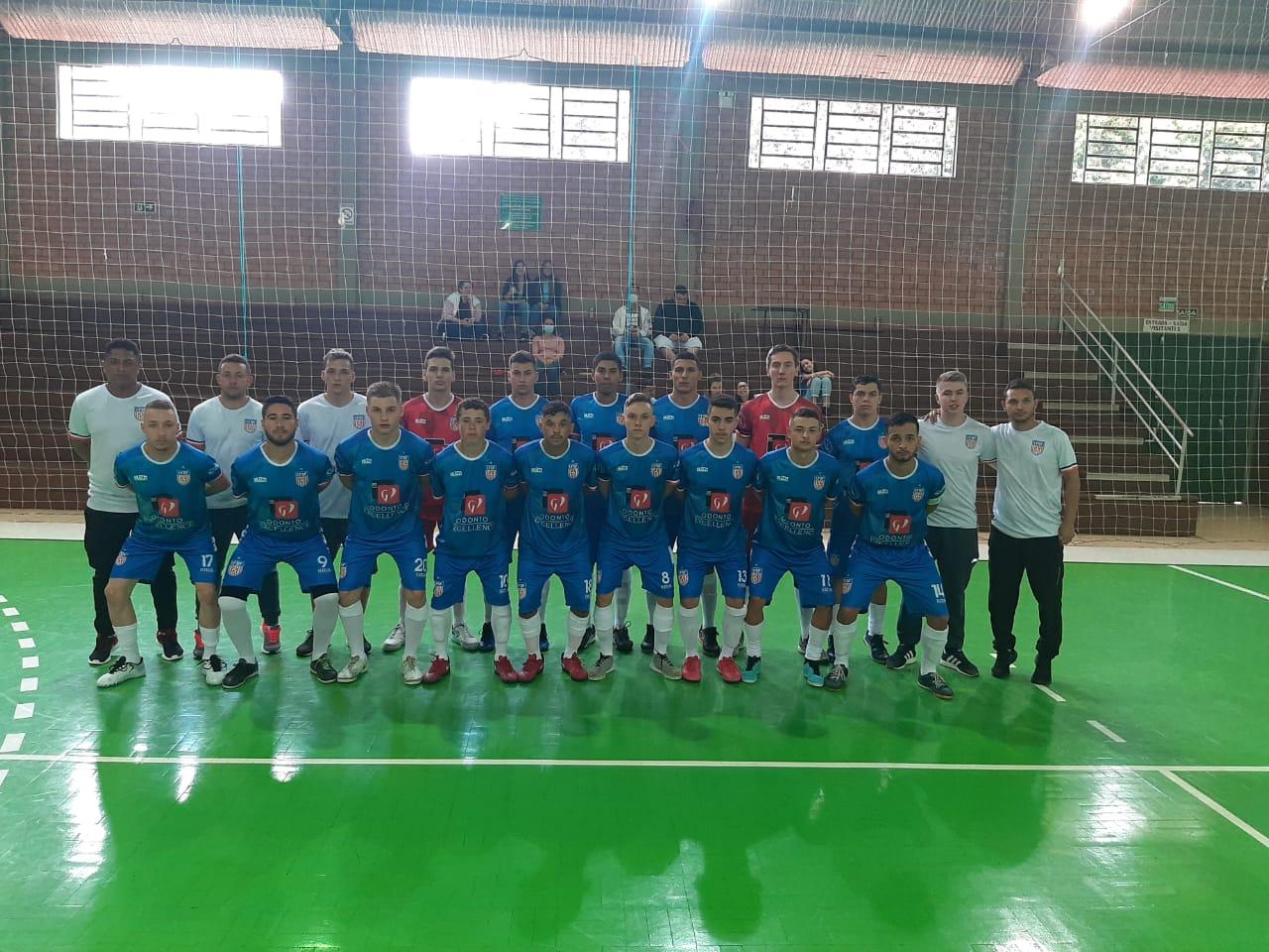 EFBF de Não-Me-Toque começa a Taça TG Sub-20 de Futsal com três pontos