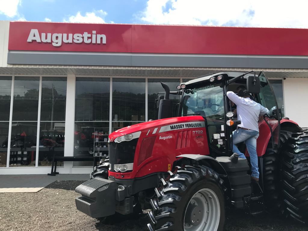 "Augustin Massey Ferguson: Há 95 anos acreditando na força do agro!"""