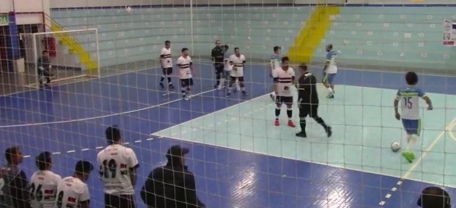União Santo Antônio e CMD Santo Antônio do Planalto disputam uma vaga na Copa Regional de Futsal