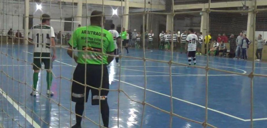 União Santo Antônio vence na ida das quartas-de-final da Copa Regional