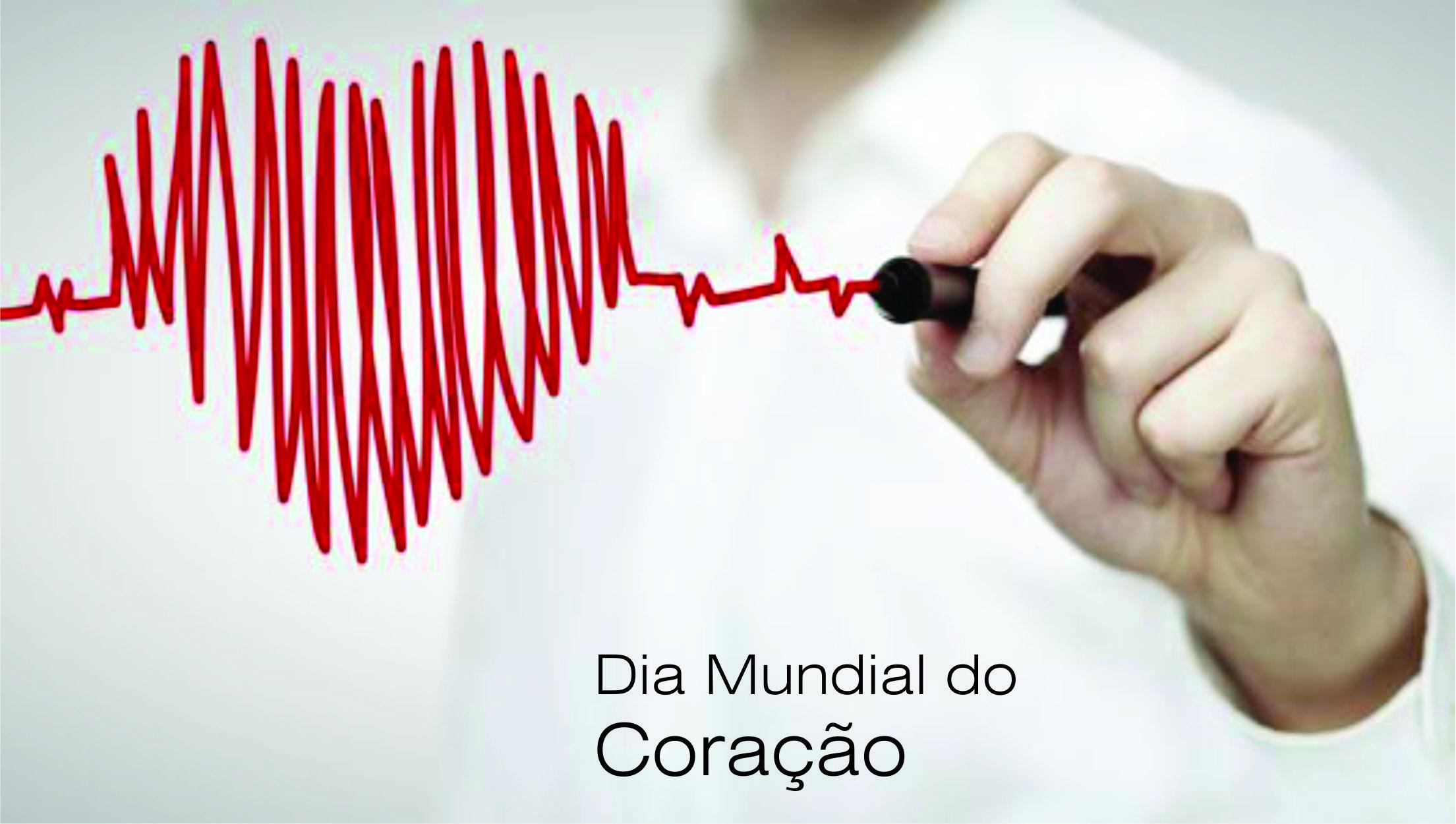 Dia Mundial do Coração é comemorado para alertar sobre saúde cardíaca