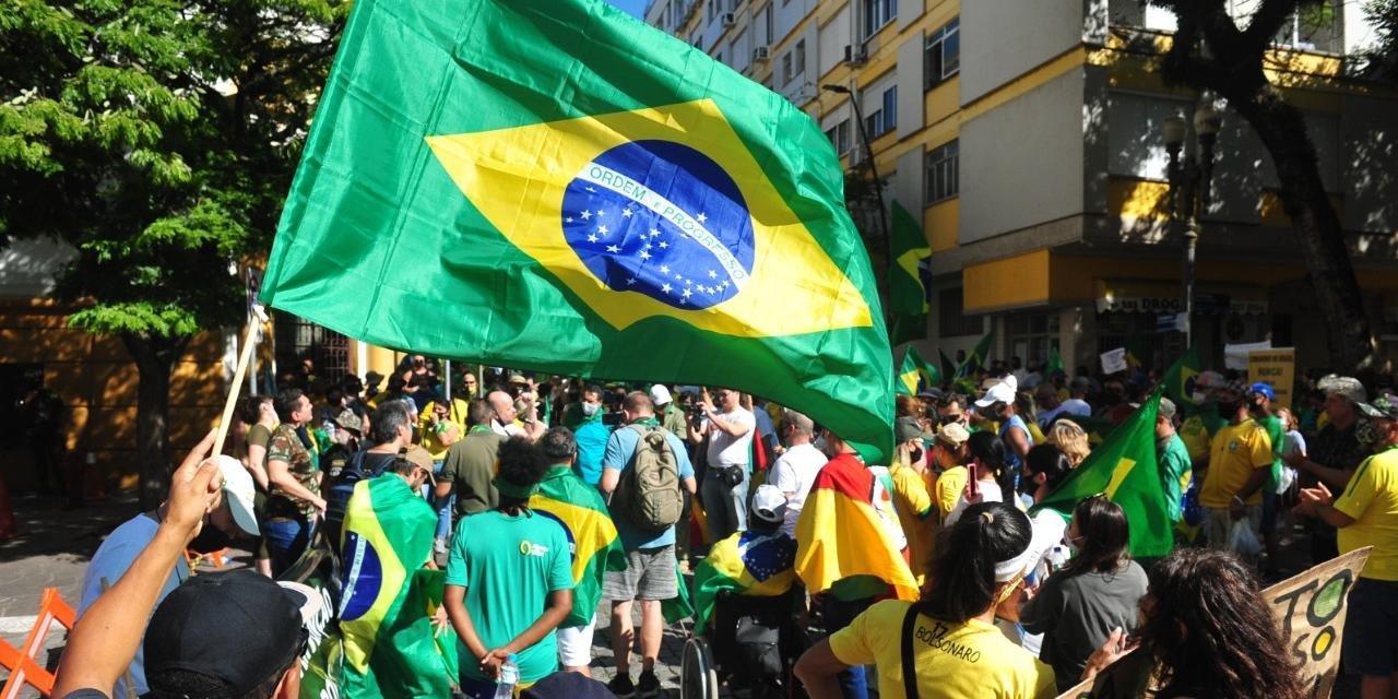 Atos pró-Bolsonaro movimentam região no dia 7 de setembro