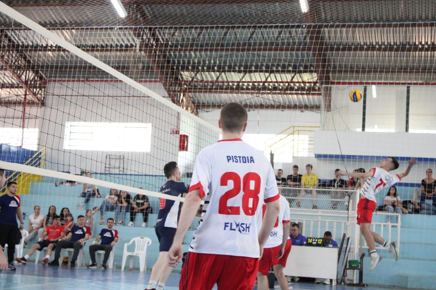 6ª Copa Não-Me-Toque de Voleibol reúne mais de 200 atletas no fim de semana