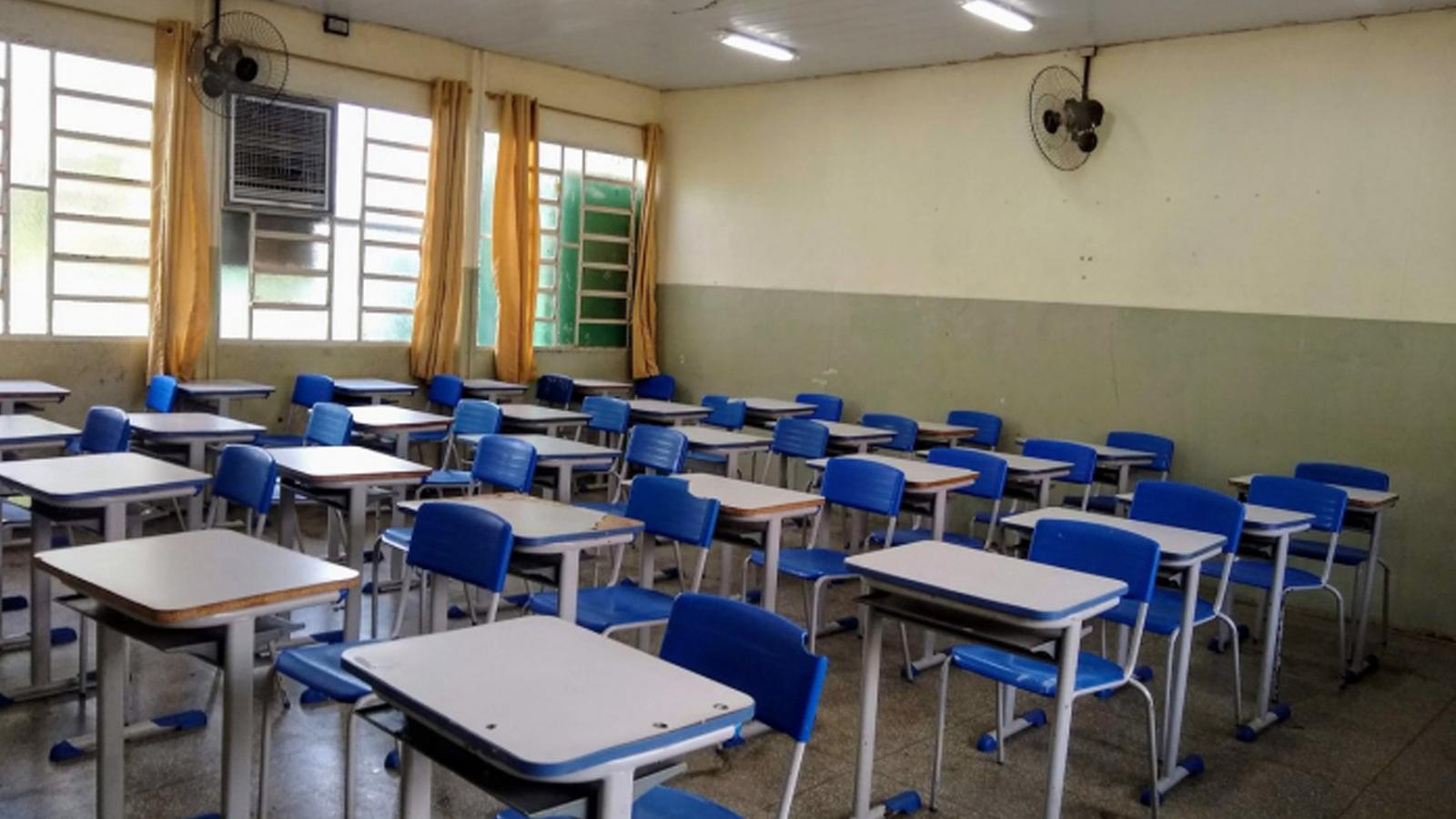 Governo do Estado lançará programa para reformas da rede estadual de ensino