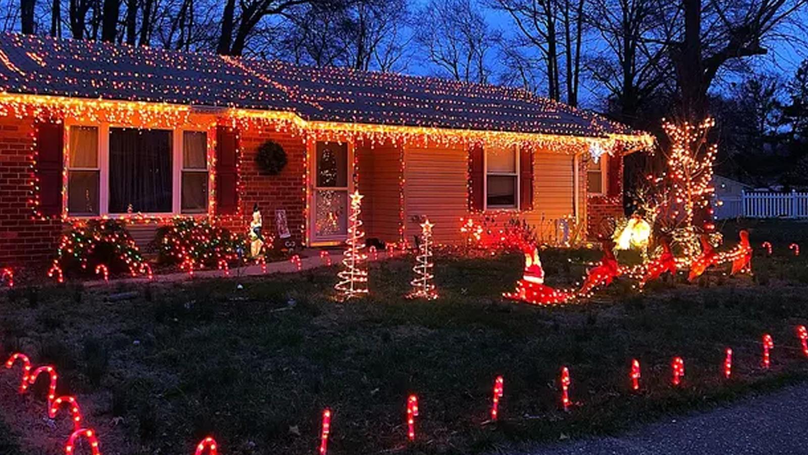 Não-Me-Toque terá concurso para pessoas e comerciantes enfeitarem as suas casas e lojas no Natal