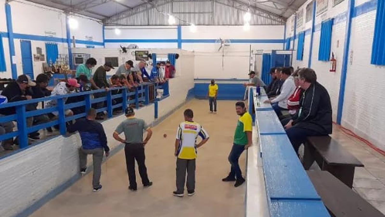 Campeonato de Bocha de Não-Me-Toque retorna após um ano e sete meses