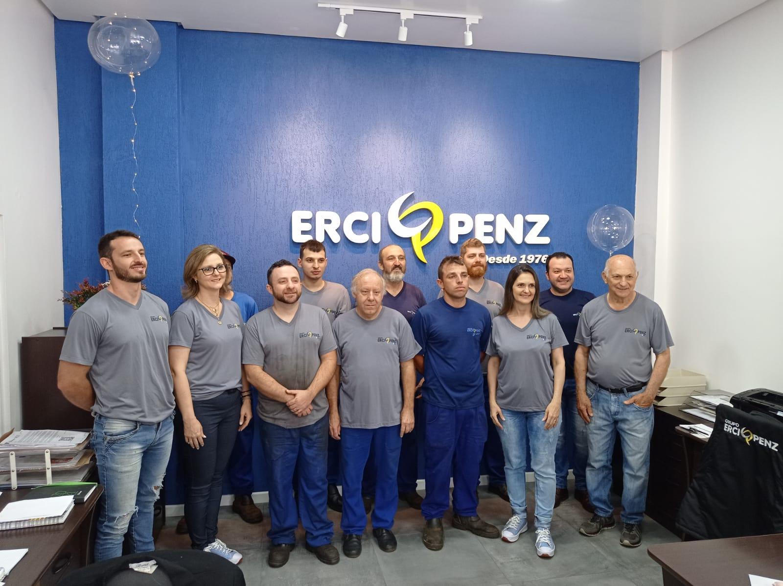 Grupo Ercy Penz inaugura nova loja em Carazinho