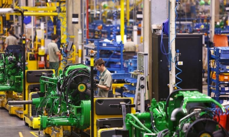 Indústria lidera criação de empregos no Rio Grande do Sul em 2021