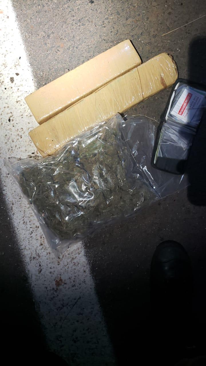38º BPM prende traficante de drogas em Victor Graeff
