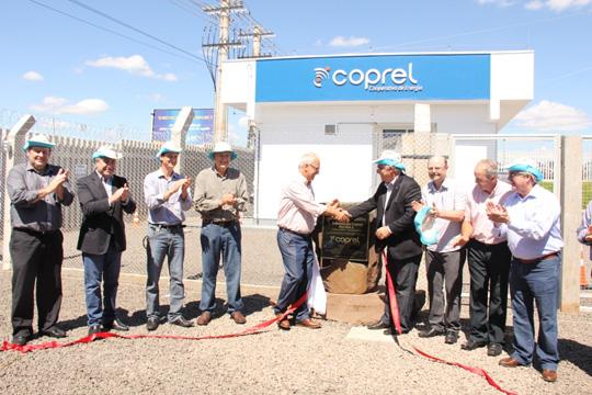 Coprel inaugura subestação de Energia Ibirubá 2
