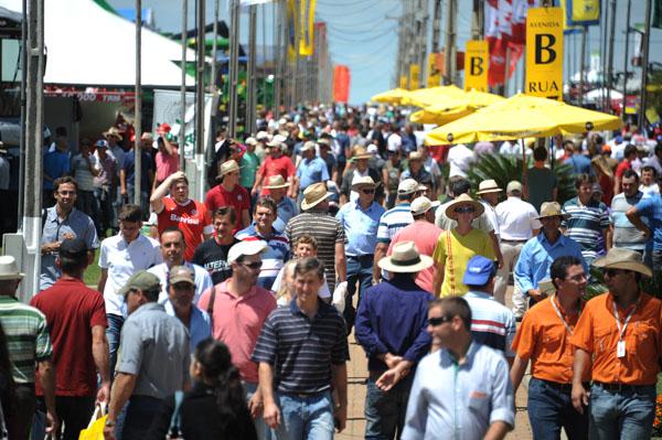 Expodireto Cotrijal fecha com R$ 2,5 bilhões de vendas e 220 mil visitantes
