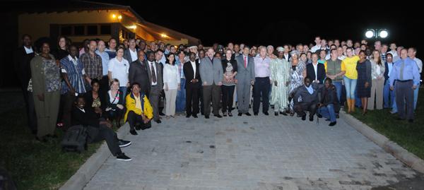 Expodireto Cotrijal recebe delegações estrangeiras