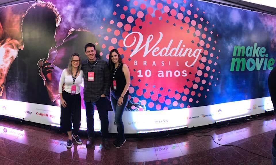 Foto Choks na Wedding Brasil 2018