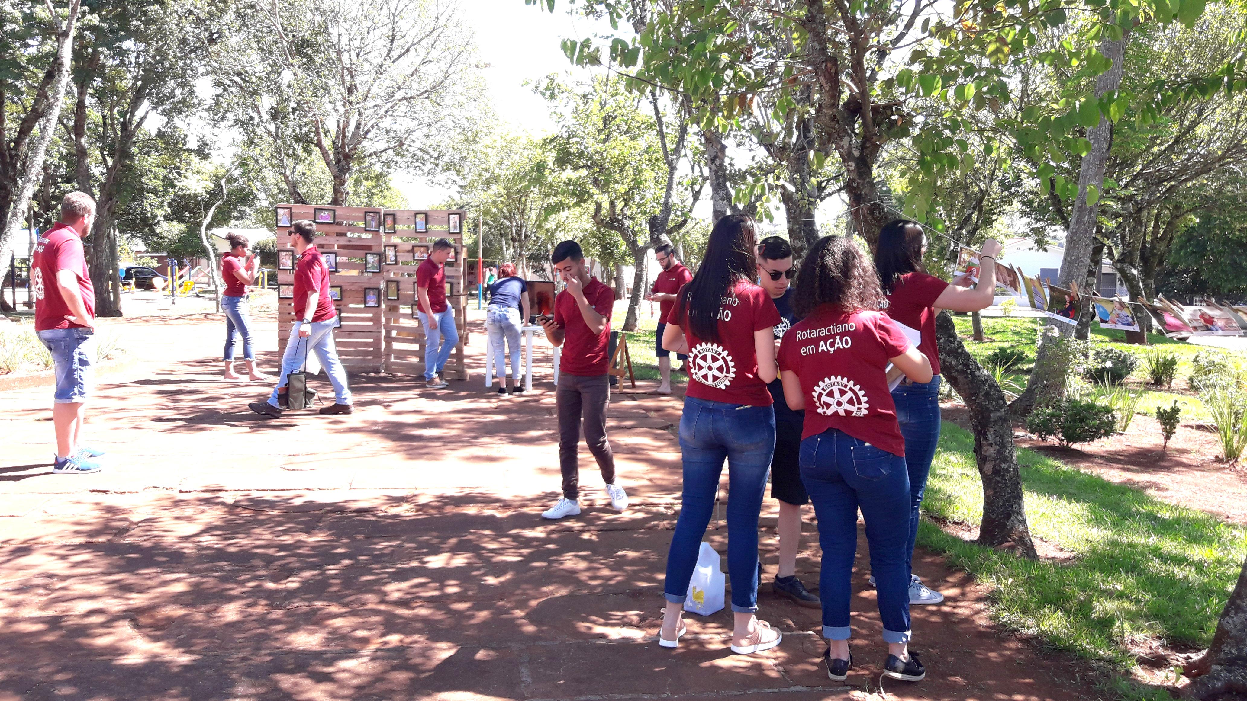 Rotaract desenvolve projeto que valoriza a autoestima dos alunos da Apae de Não-Me-Toque
