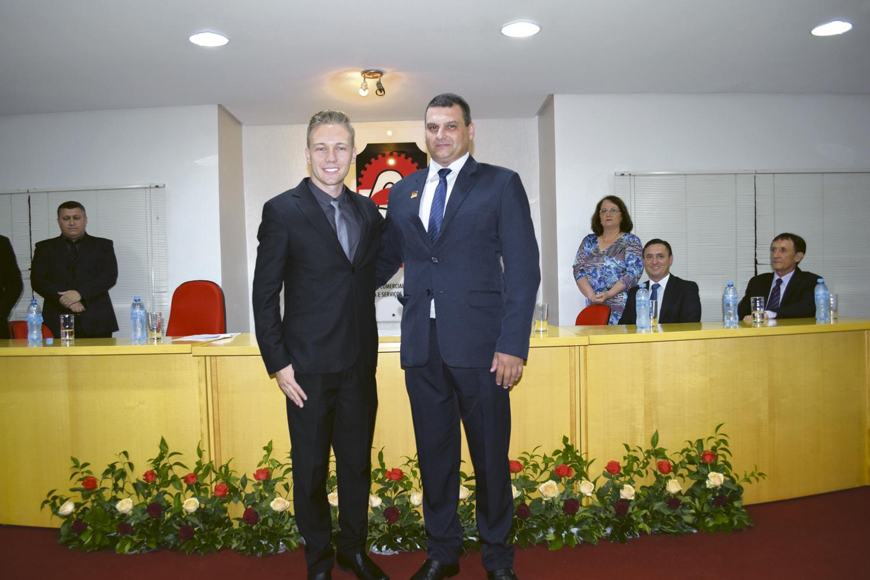 Douglas Marchi deixa a oportunidade de desenvolvimento como legado na presidência da Acint