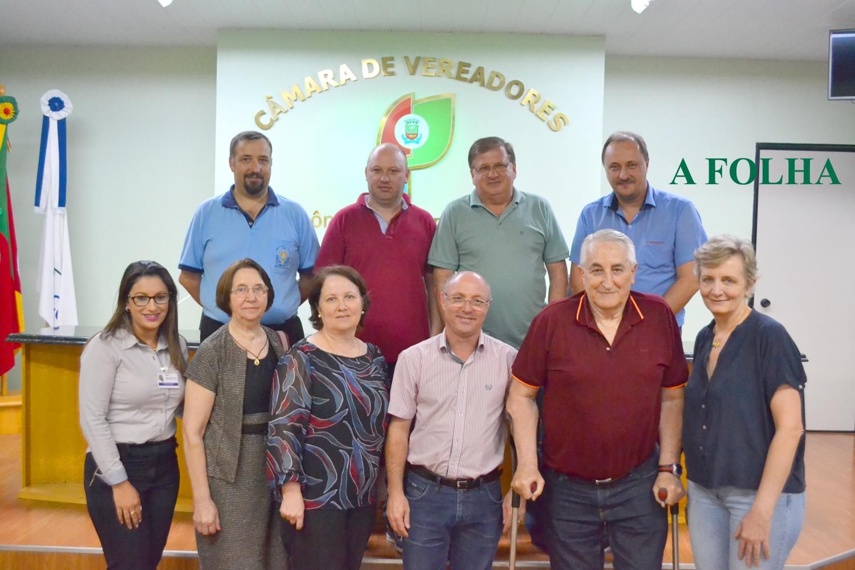 Hospital Alto Jacuí renova diretoria