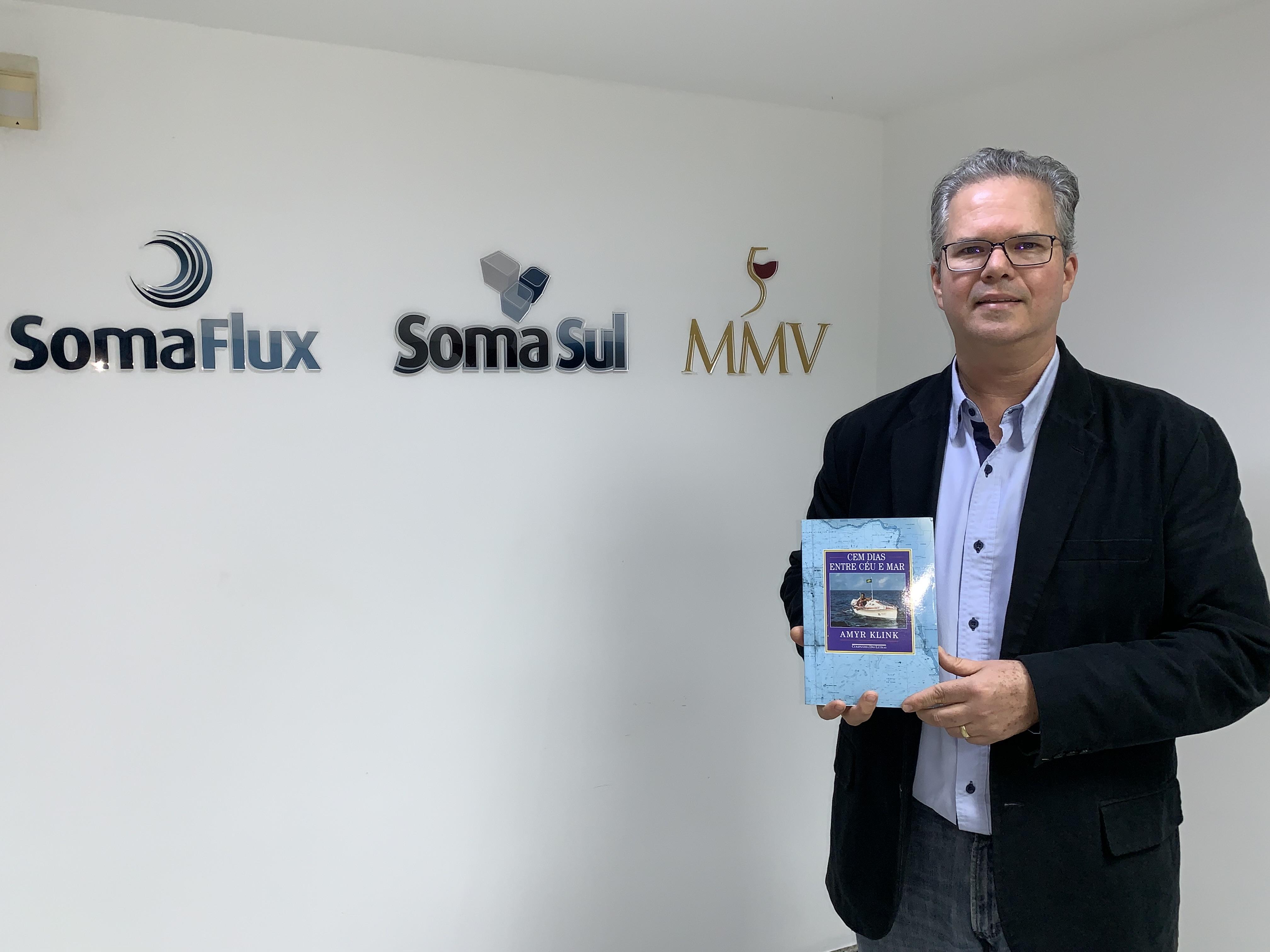 Gaúcho inspira-se em livro para criar negócio de R$ 25 milhões