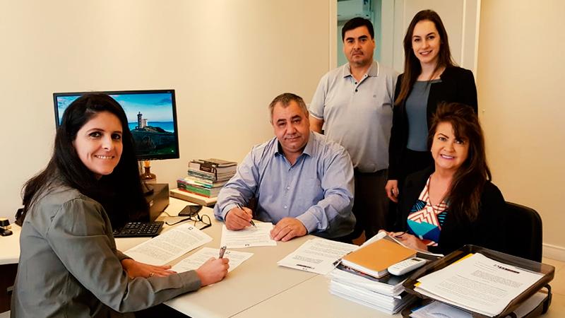 Não-Me-Toque é o primeiro município gaúcho a aderir a plano de previdência complementar da RS-Prev