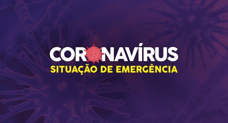Não-Me-Toque Decreta Situação de Emergência e toma medidas contra o Covid-19