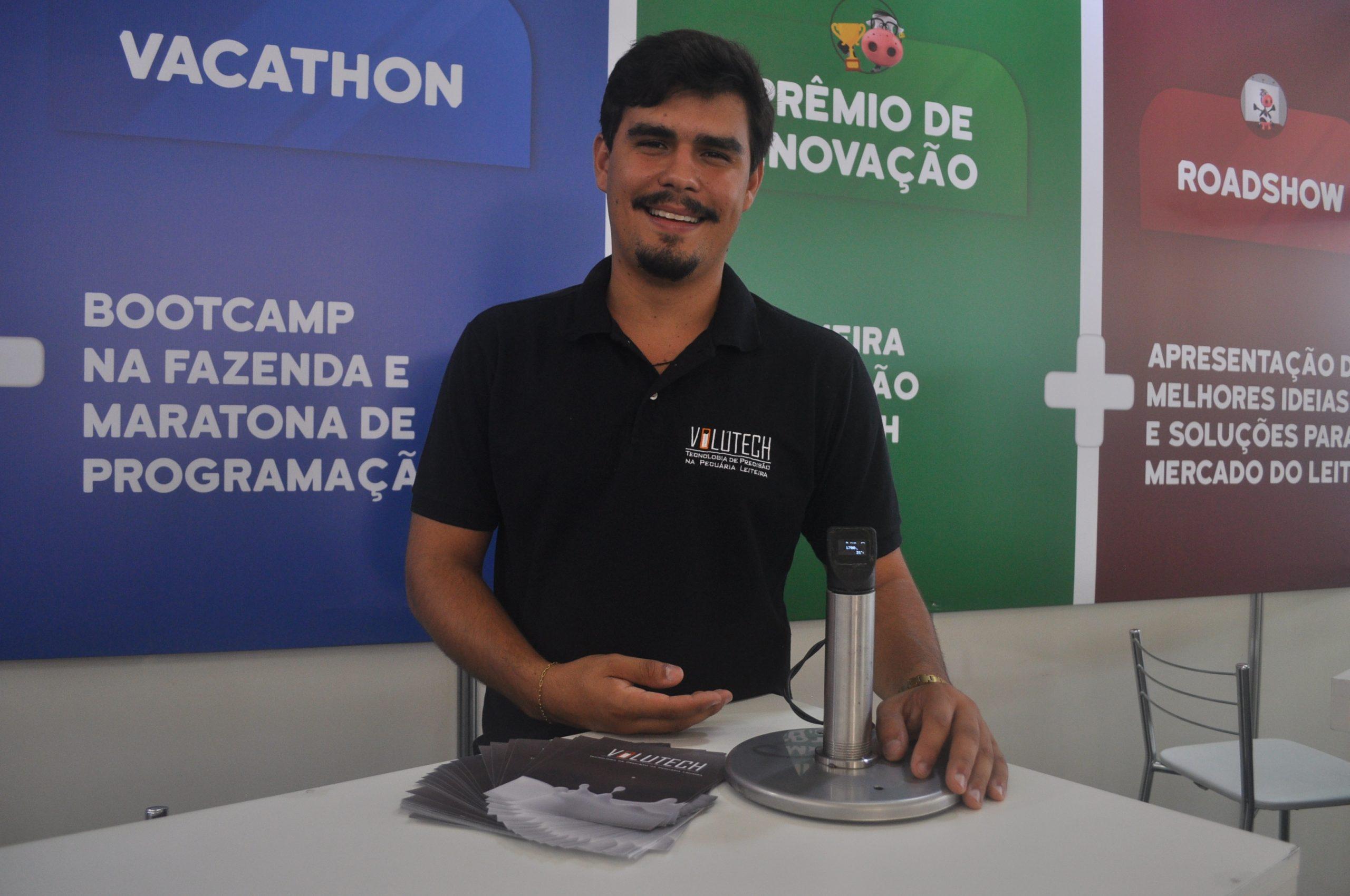 Expodireto apresentou pesquisa e desenvolvimento de produtos para produção de leite