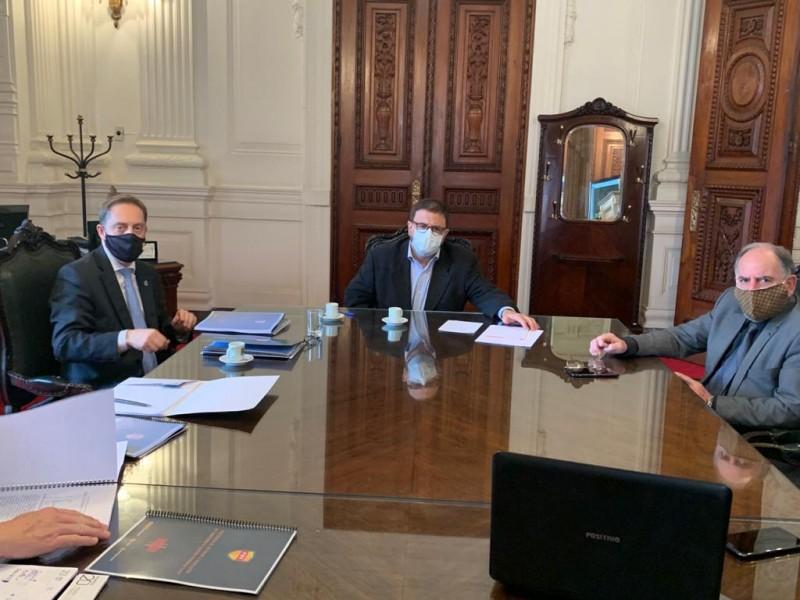 Governo analisa protocolo para volta do Campeonato Gaúcho de Futebol