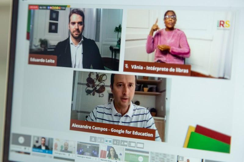 Equipe do Google explica como acessar as Aulas Remotas