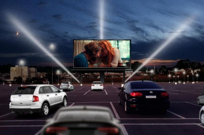 Shopping de Passo Fundo promove primeira sessão de cinema drive-in no dia 11 de junho