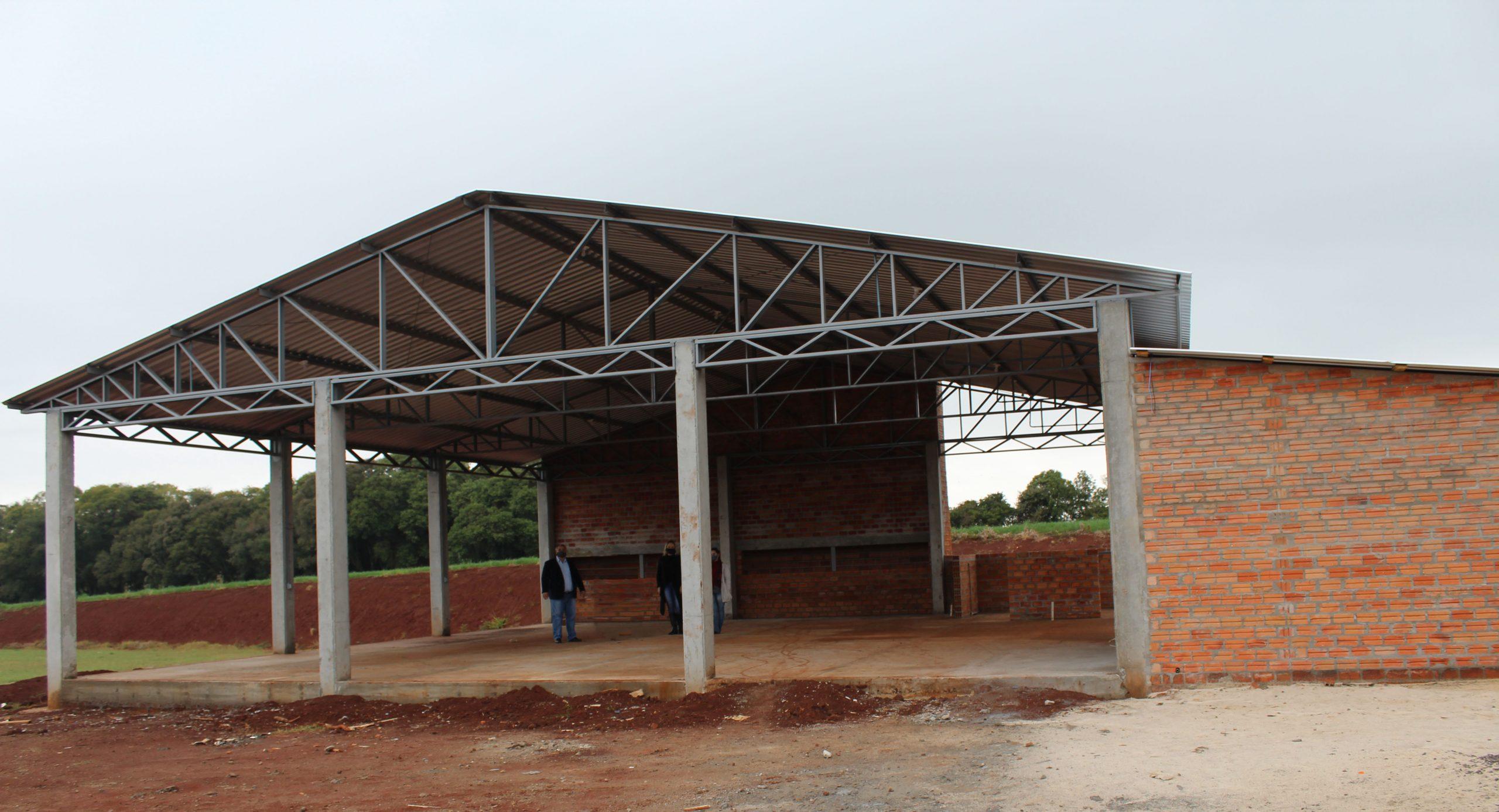 Finalizadas obras do pavilhão do novo estádio de SJC