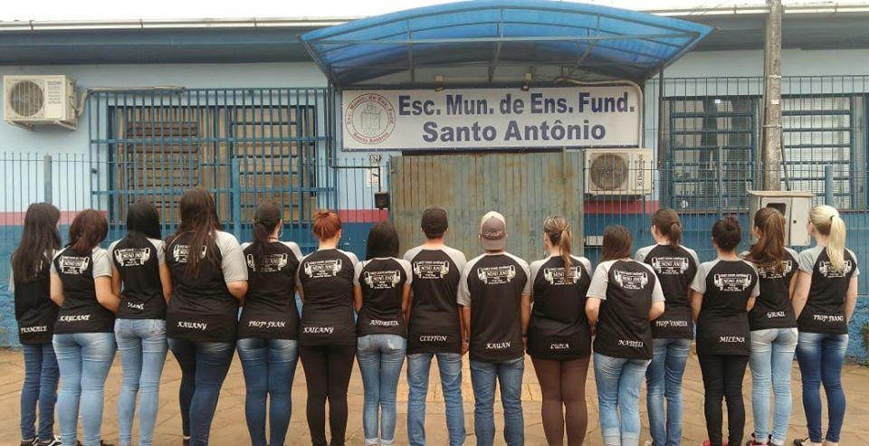 Escola Municipal Santo Antônio completa 60 anos de história