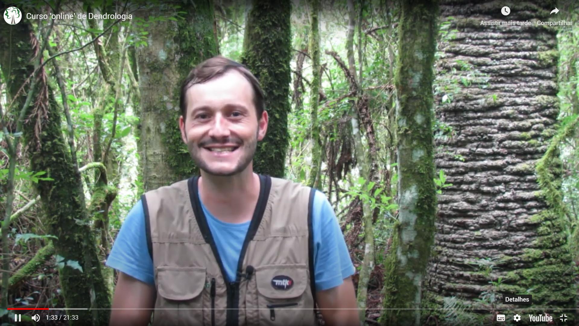 Daniel Saueressig lança obra sobre plantas ornamentais do Brasil