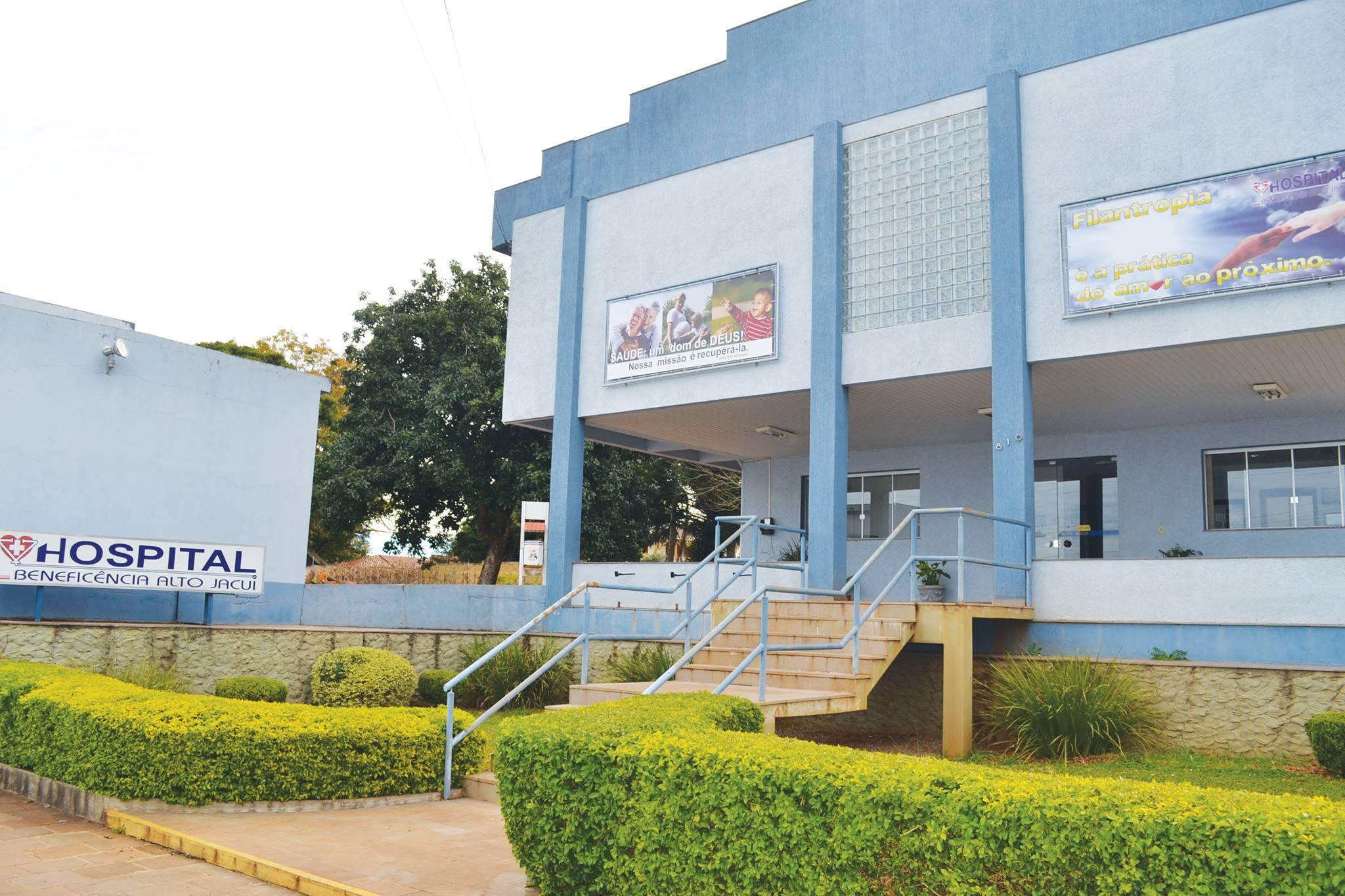 Hospital Alto Jacuí proíbe visitas para pacientes