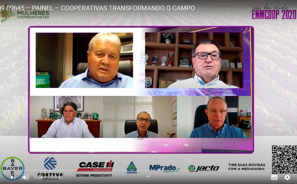 Cotrijal debate papel transformador das cooperativas em encontro nacional