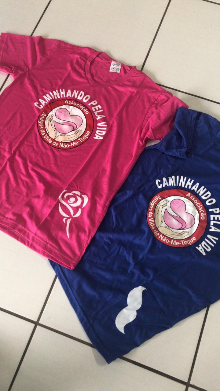 Associação Amigos da Vida organiza Outubro Rosa e Novembro Azul
