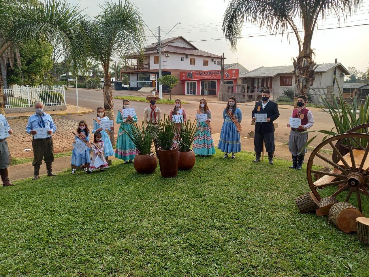 Chama Crioula está acesa em algumas cidades do Rio Grande do Sul