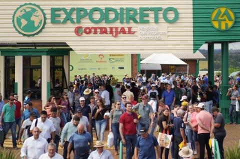 Cotrijal começa a organizar protocolos sanitários para a 22ª Expodireto