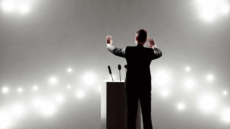 Ser candidato não é motivo para chacota ou crítica