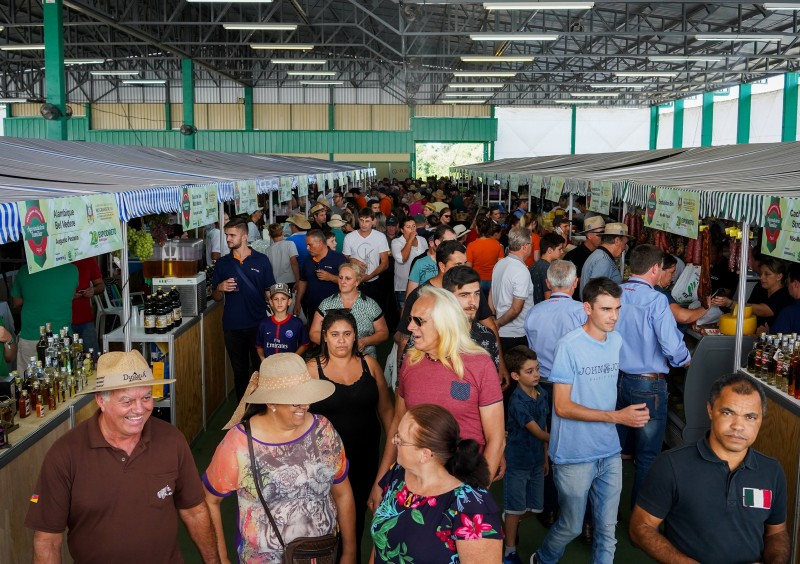 Pavilhão da Agricultura Familiar terá 190 empreendimentos na Expodireto Cotrijal 2021