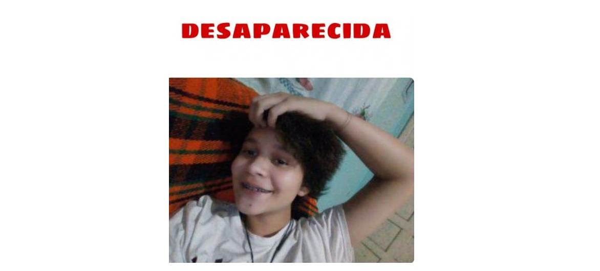 Jovem de 13 anos está desaparecida após marcar encontro pelo Facebook em Passo Fundo